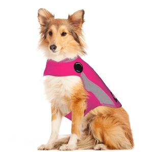 Bundle Thunder Shirt For Dog Anxiety & Pin…
